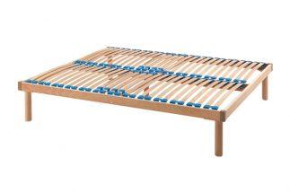 Rete per materasso matrimoniale legno relax